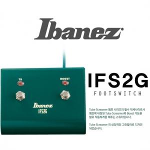 IFS2G FOOT SWITCH 풋스위치