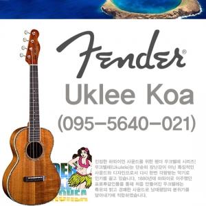 Ukulele Koa 테너 (095-5640-021)