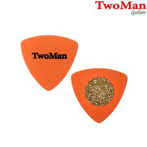 Twoman-13 통기타 피크 미끄럼방지 (0.46mm)