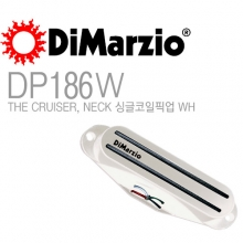 DP186W THE CRUISER NECK 싱글코일픽업 WH
