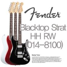 Blacktop Stratocaster HH RW (014-8100) 블랙탑