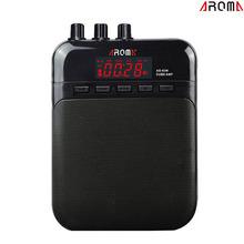 미니앰프 Aroma AG-03M Cube Guitar Amp 외부입력, 레코딩기능 기타/우쿨렐레 겸용