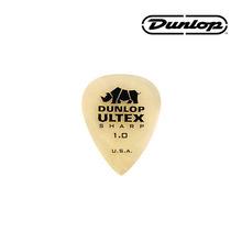 던롭 피크 기타피크 울텍스 샤프 1.0mm 433R1.0 ULTEX Sharp Dunlop Pick